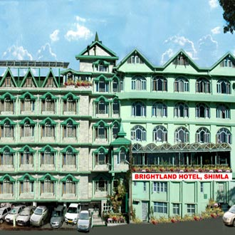 Hotels In Shimla Near Mall Road With Car Parking